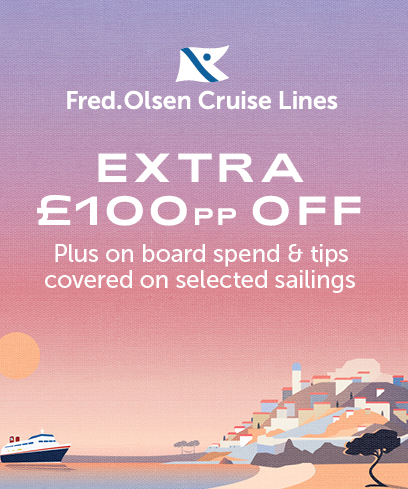 Fred. Oslen Cruise Lines