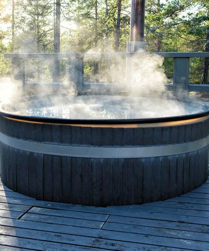 Weekend Hot Tub Breaks