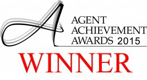 Agent Achievement Awards Winner