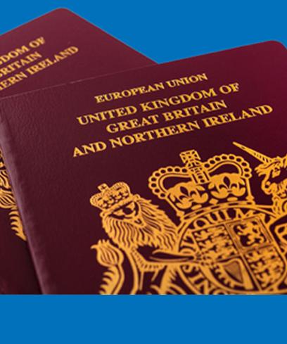 Passport Update