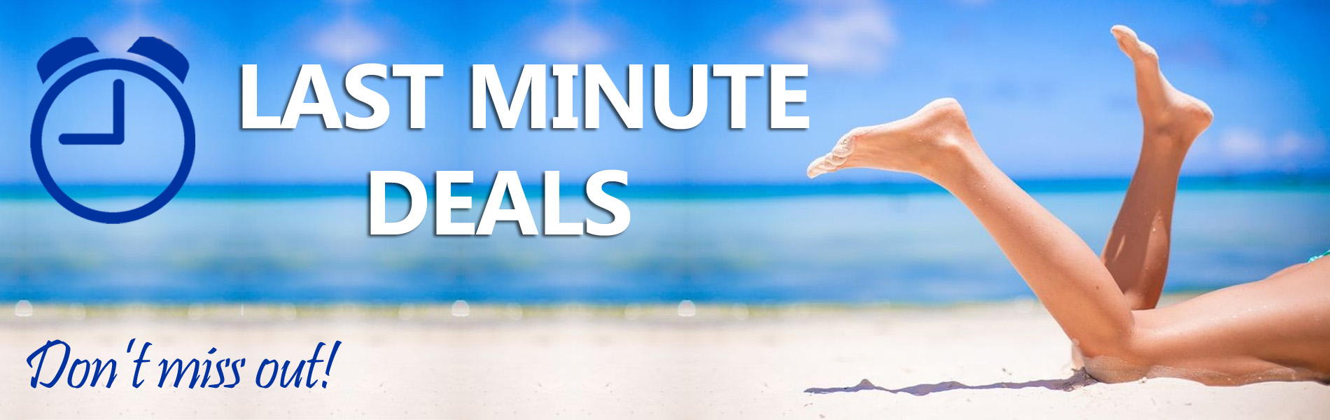 Bag a last minute holiday deal with Althams Travel's Latest