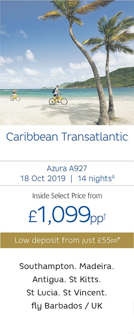 Caribbean-Transatlantic