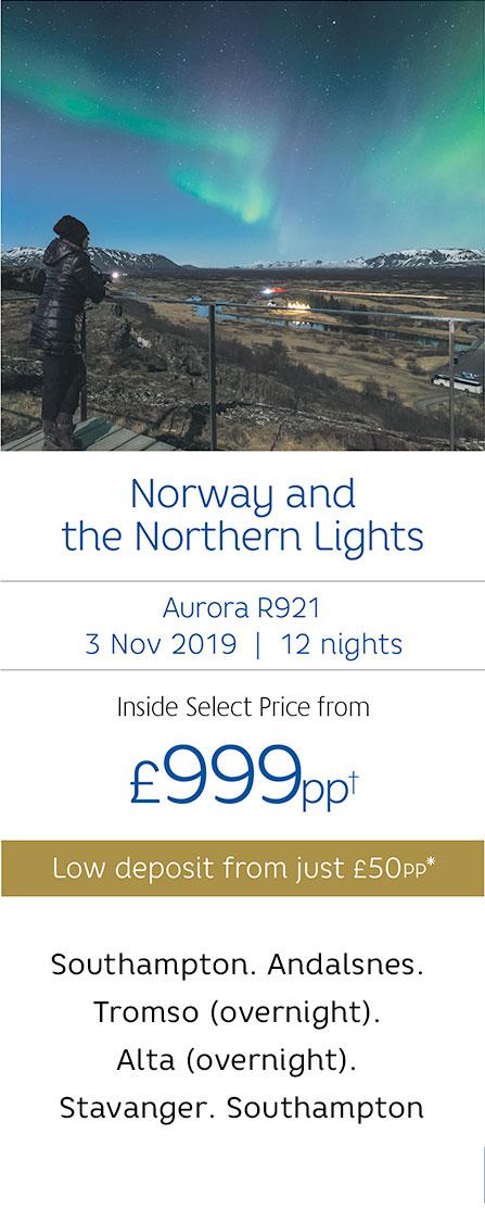 Norway-&-Northern-Lights