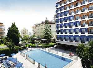 Hotel-Monarque-Fuengirola-park