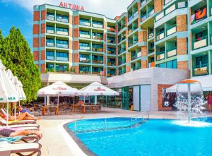 Aktinia-Hotel