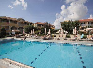 Macedonia-Hotel