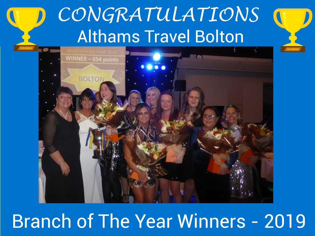 Bolton Branch of the Year
