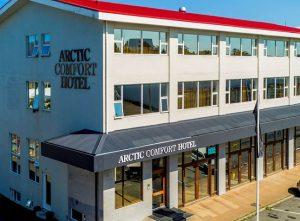 Arctic Comfort hotel reykjavik#
