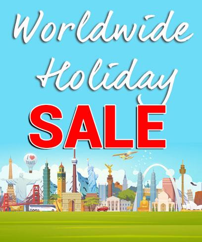 Worldwide Holiday Sale