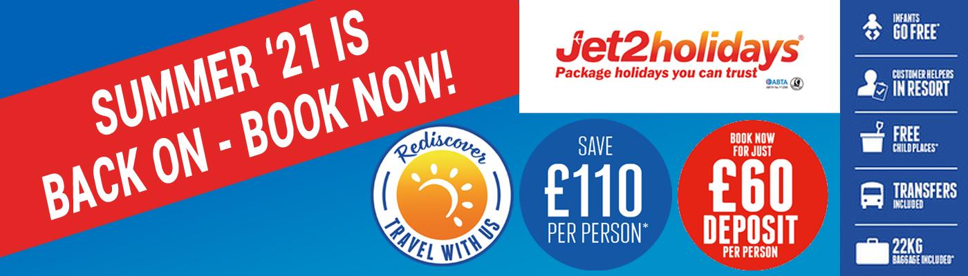 Jet2 banner